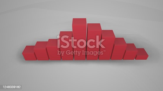 172875849 istock photo Infographic 3D elements diagrams of education businesses can be used in teaching 1248339182