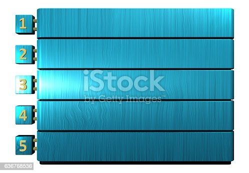 501147202 istock photo Infographic report template layout 636768536