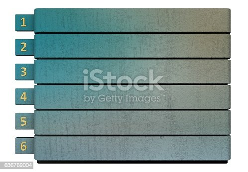 501147202 istock photo Infographic report template layout 636769004