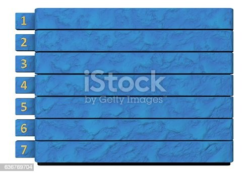 501147202 istock photo Infographic report template layout 636769704