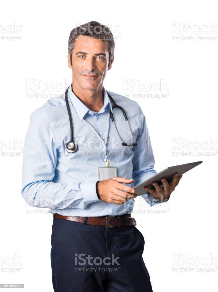 Informelle Reife Arzt – Foto