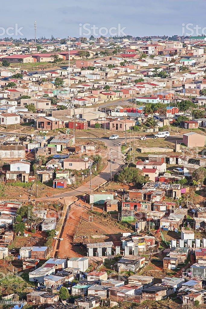 informal town royalty-free stock photo