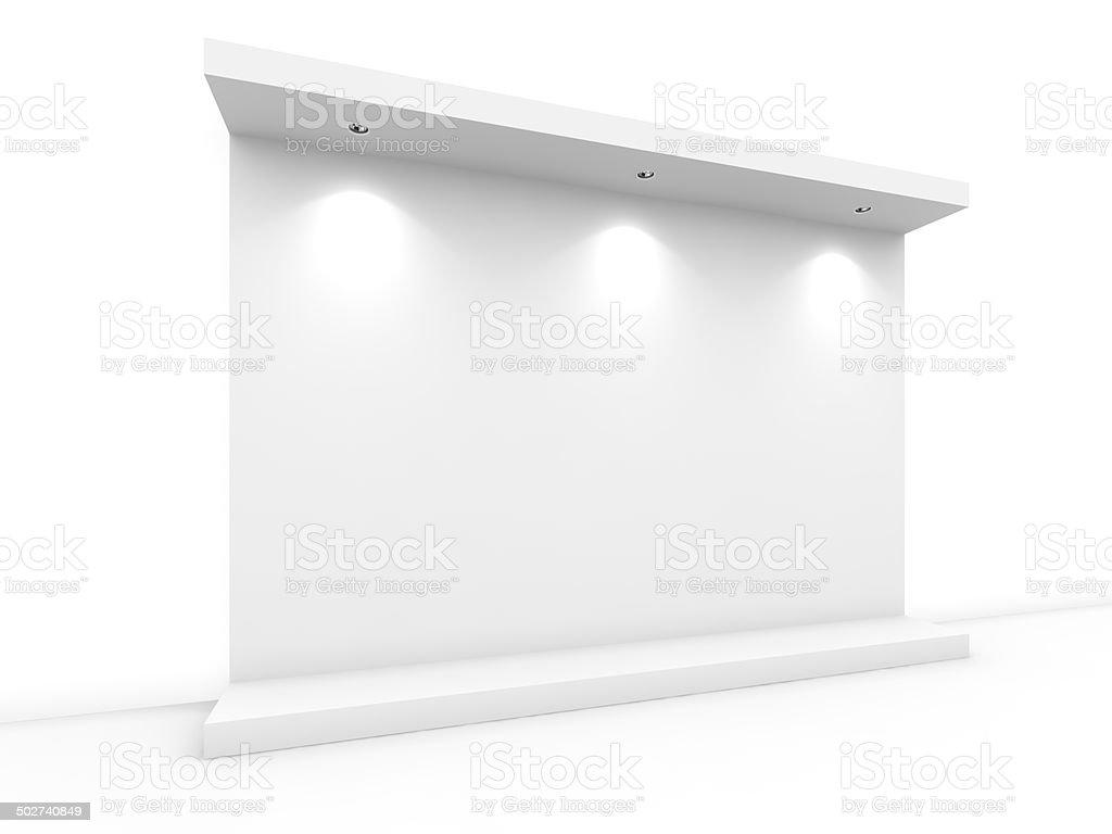 information board stock photo