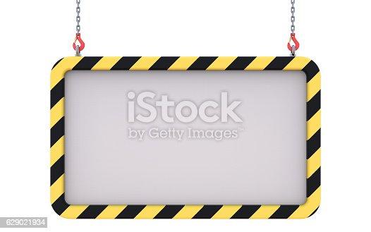 istock Information board 629021934