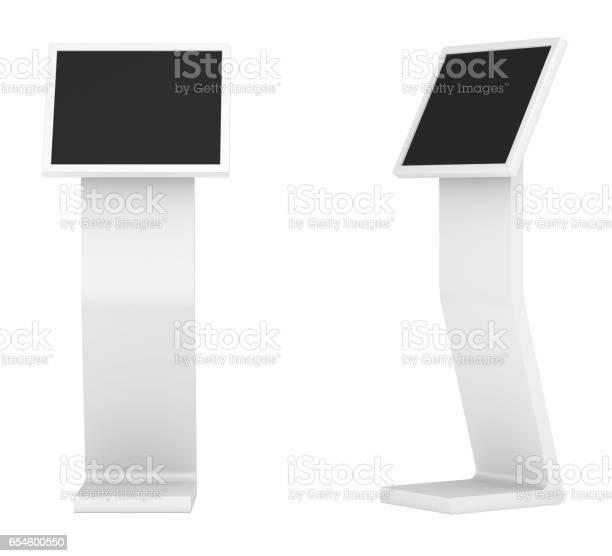 Information kiosk information terminal interactive kiosk on white picture id654600550?b=1&k=6&m=654600550&s=612x612&h=pzhpdturfqsw jpx98vjgibubwxnqealjxoj9vj3ae8=