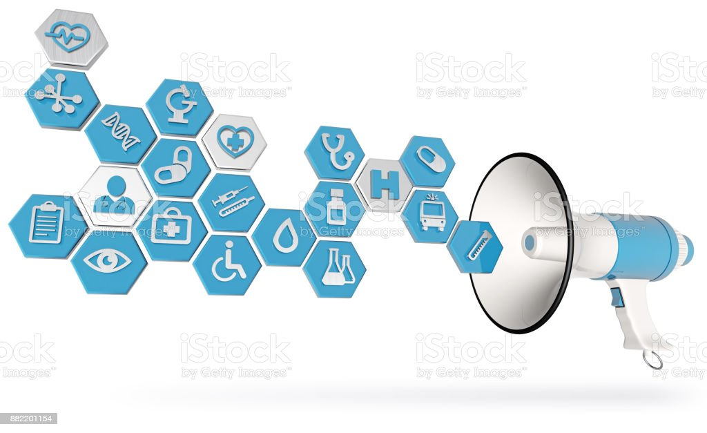 information on health care services stock photo