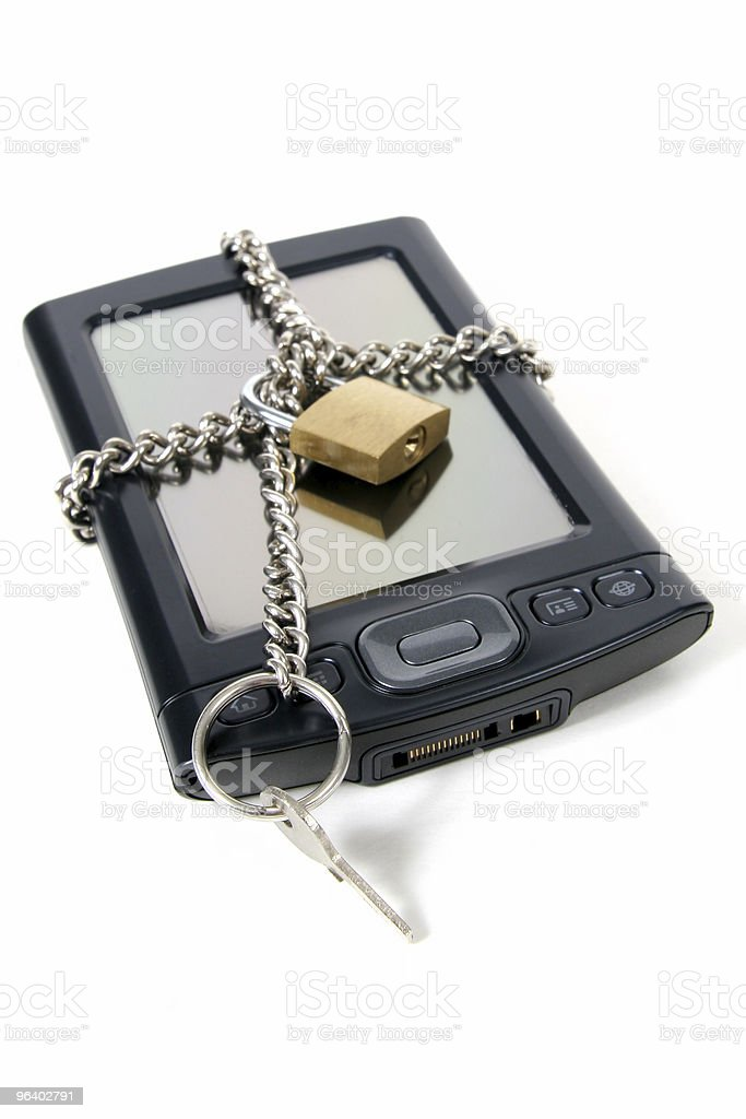 Information Security royalty-free stock photo