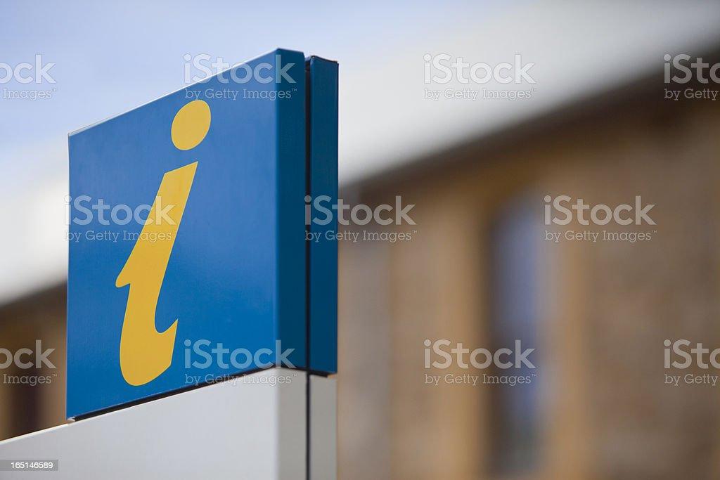 International information symbol