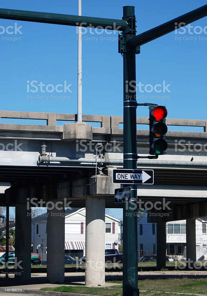 Infrastructure royalty-free stock photo