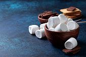 istock ingredients for making smore 1176592687