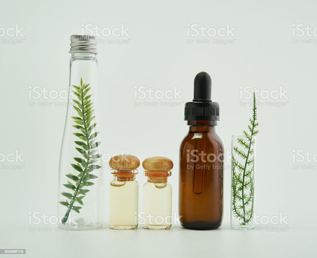 Fotografía de Ingredientes De Productos Para La Piel Paquete De La ...