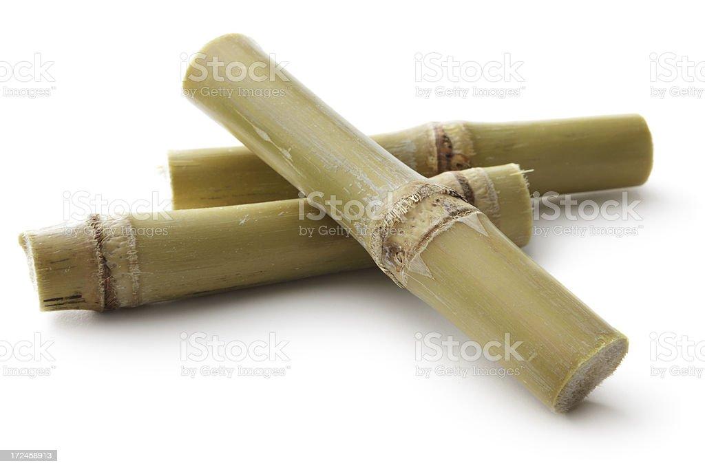 Ingredients: Sugar Cane stock photo