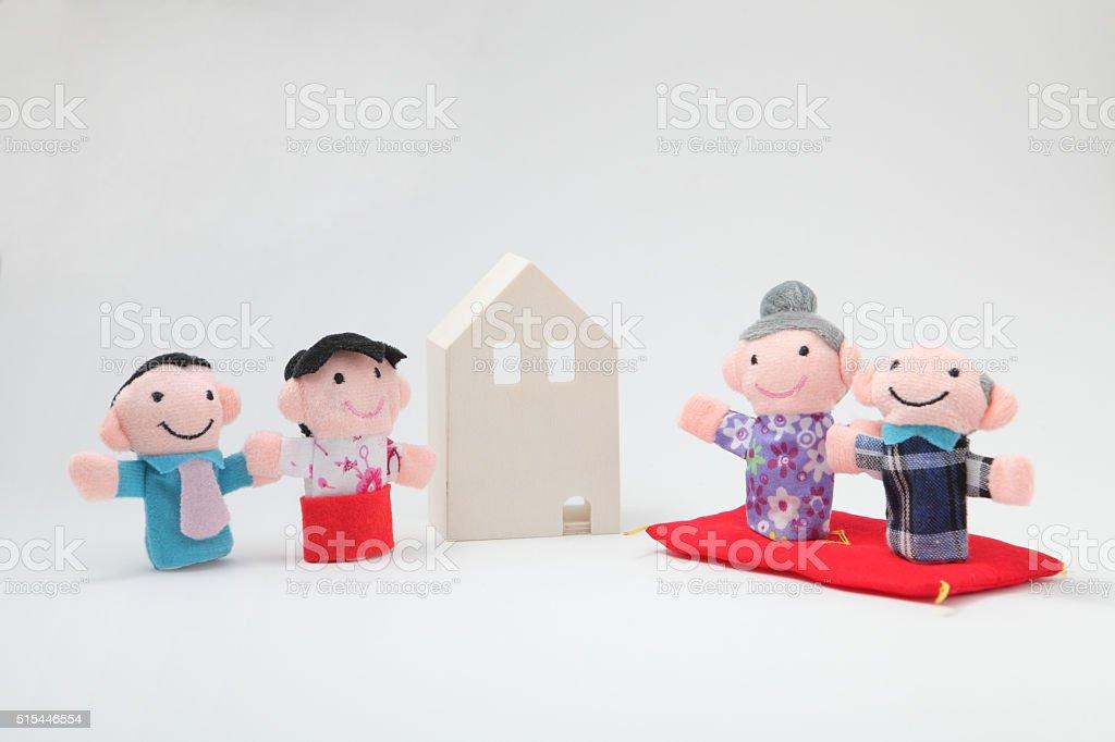 Inheritance stock photo