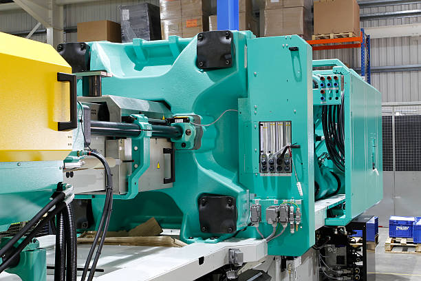 injection moulding machine - sticka bildbanksfoton och bilder