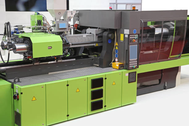 Injection Moulding Machine – Foto