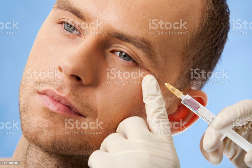 Injection stock photo