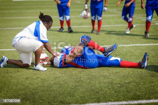 istock Injured Football Player 187092556