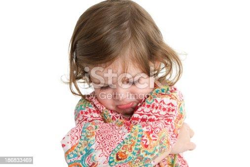 istock Injured toddler 186833469