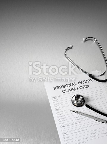istock Injury Application and Stethoscope 185118618