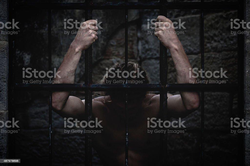 Injustice stock photo