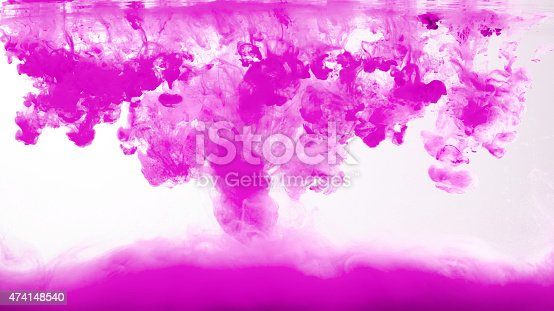 istock Ink In Water 474148540