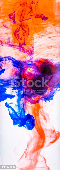 istock Ink in water 534921693