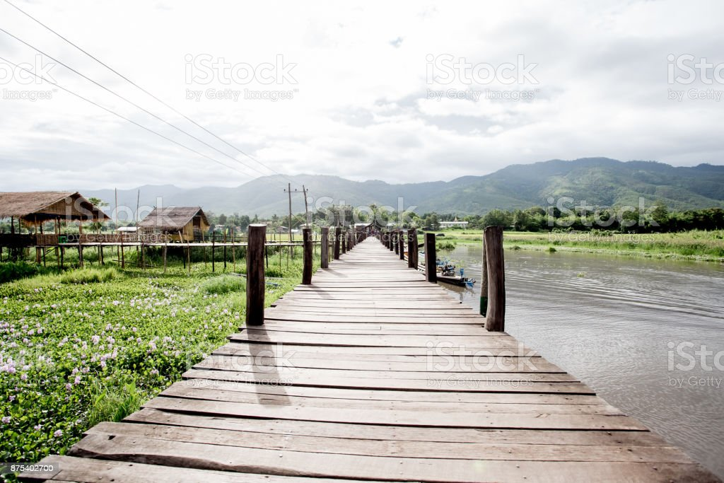 Inlemeer dorp foto