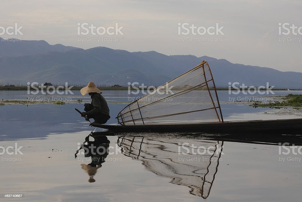 Inle See stock photo
