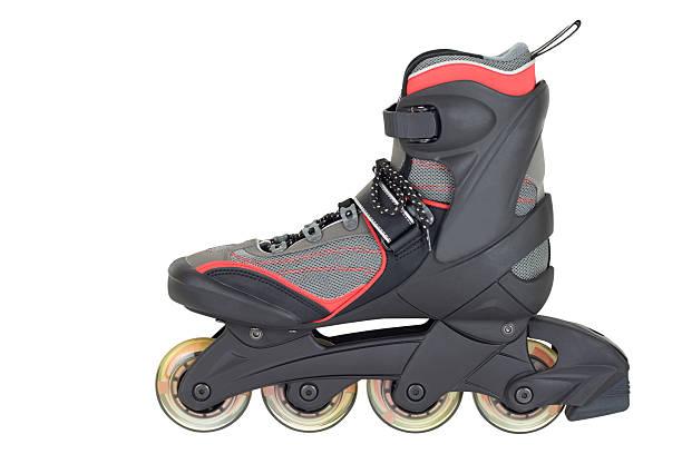 Inline Roller Skate stock photo