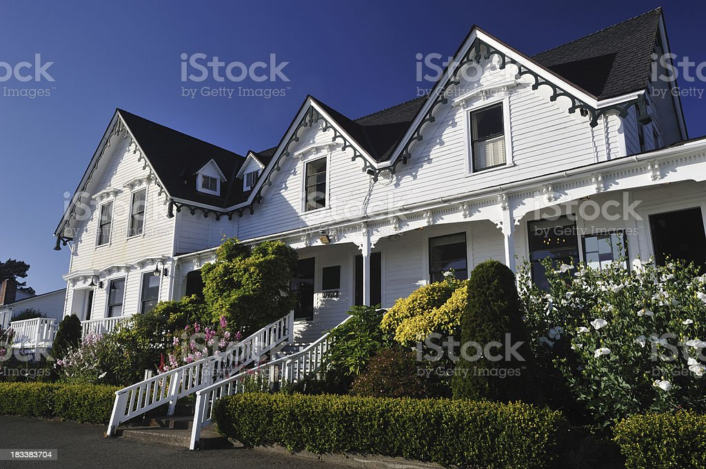 Inn stock photo