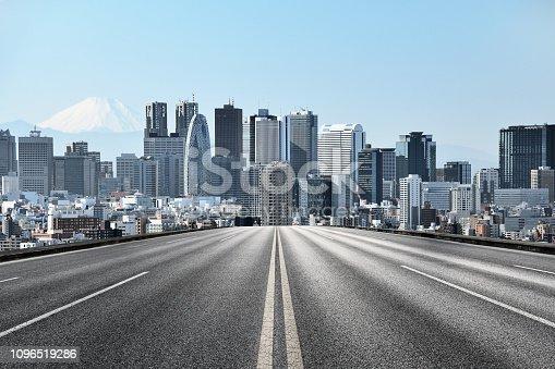 Japan, Tokyo, City, Road, Urban Road, Street