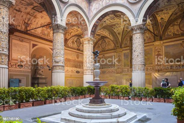 Inner courtyard of palazzo vecchio in florence italy picture id881745190?b=1&k=6&m=881745190&s=612x612&h=bh4fojmhq r0pau38opymvpbr6sgpm jupc3ywlbdoy=