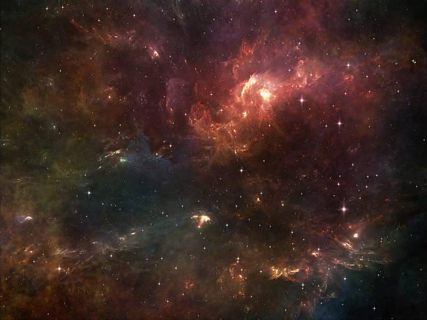 Inner Life de espaço - foto de acervo