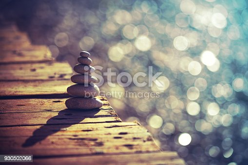 istock Inner peace and balance 930502066