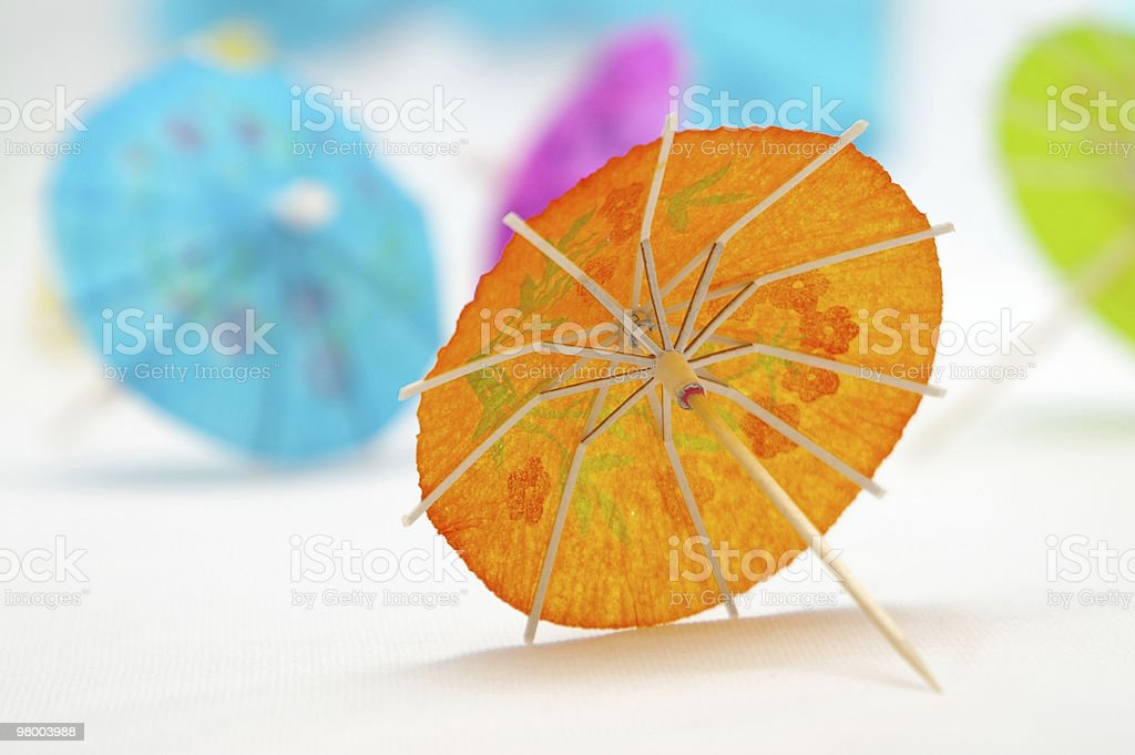 Inner Umbrella royalty-free stock photo