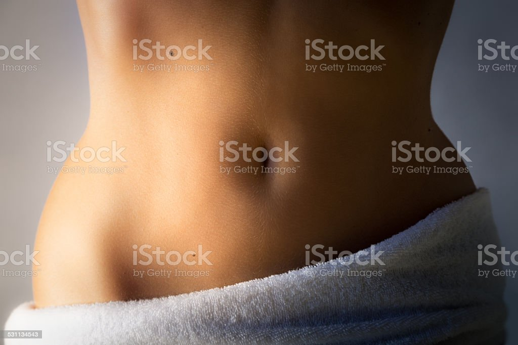inner well-being stock photo