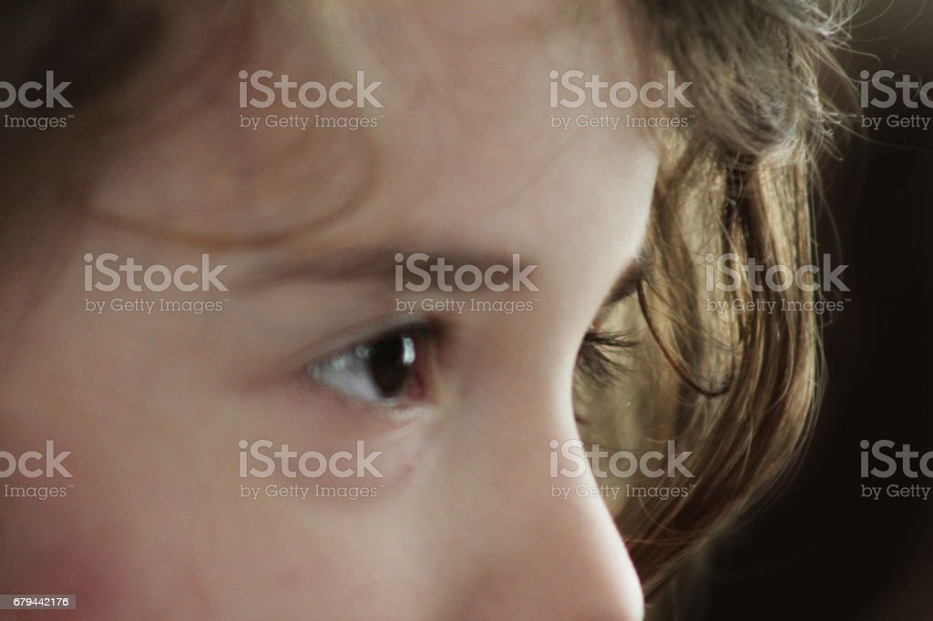 innocent child looking foto de stock royalty-free