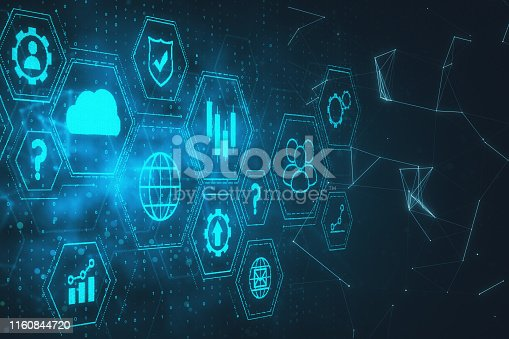 1177116437 istock photo Innovation and computing concept 1160844720