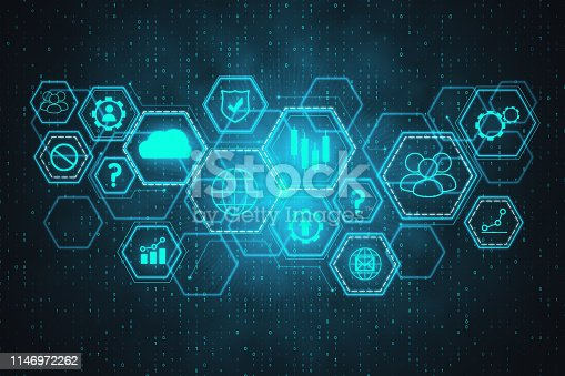 1177116437 istock photo Innovation and hud concept 1146972262