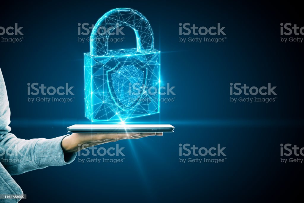 Innovation and protection concept - Royalty-free Abstract Stock Photo