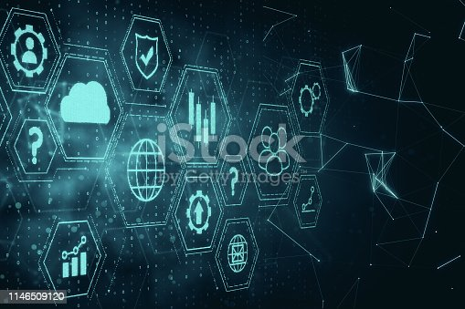 1177116437 istock photo Innovation and software concept 1146509120