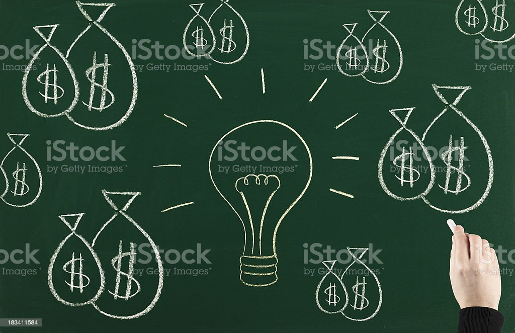 innovation and success royalty-free stock photo