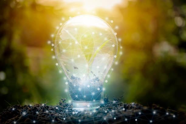 Concepto de innovación. - foto de stock