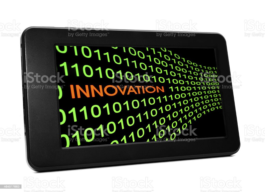 Innovation concept royalty-free stock photo