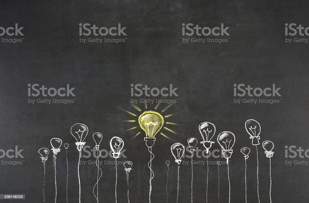 Innovation Concept stock photo