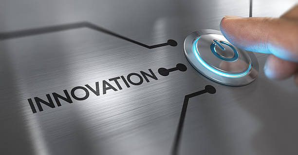 Innovation Concept stock photo