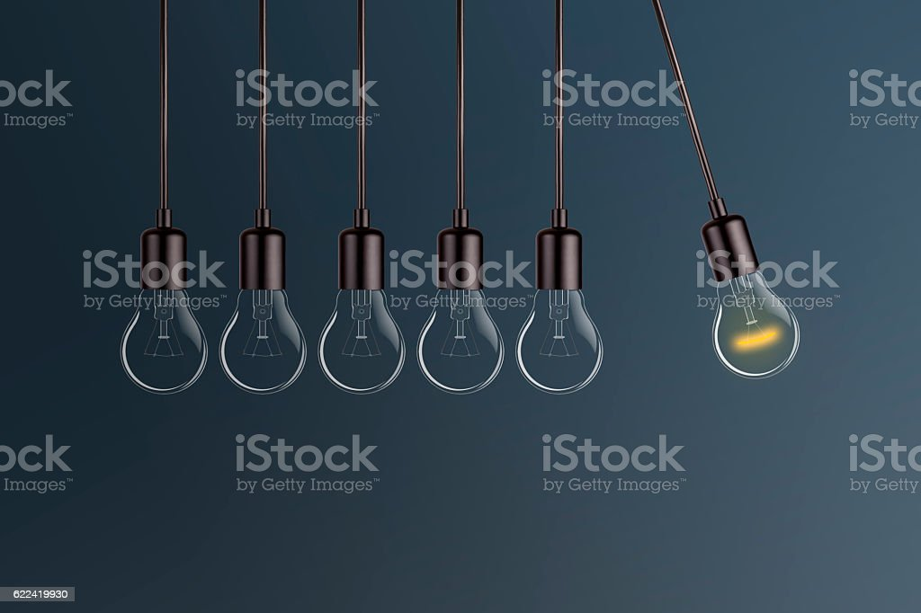 Innovation Concepts stock photo