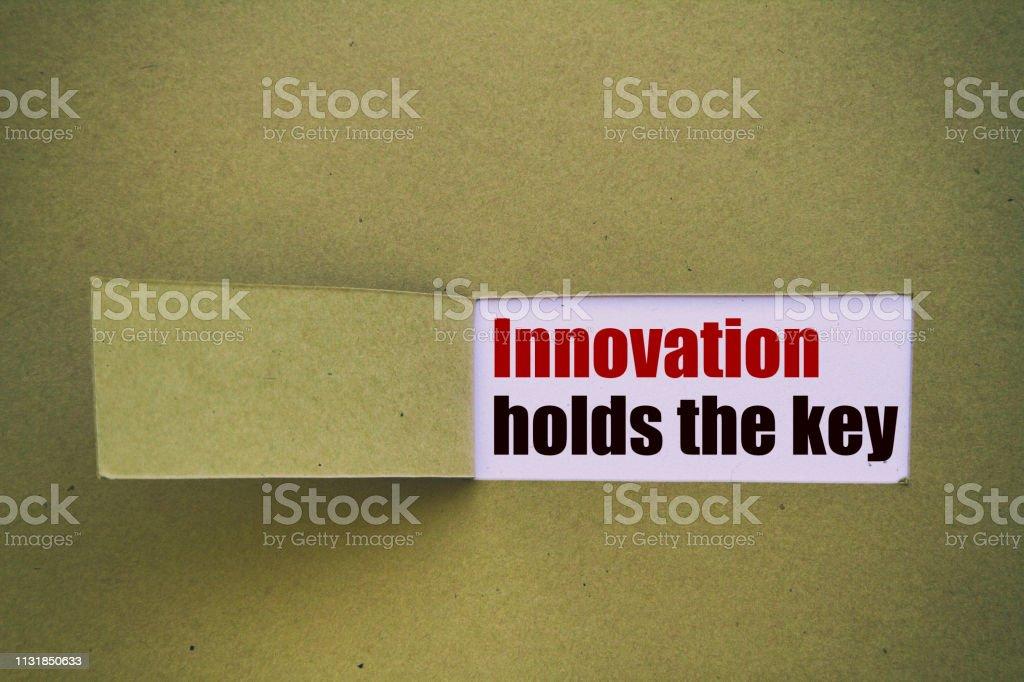 Yenilik anahtar tutar stok fotoğrafı