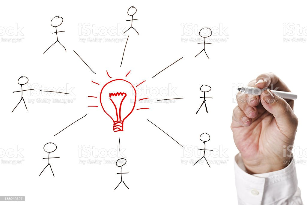 innovation is key for success royalty-free stock photo