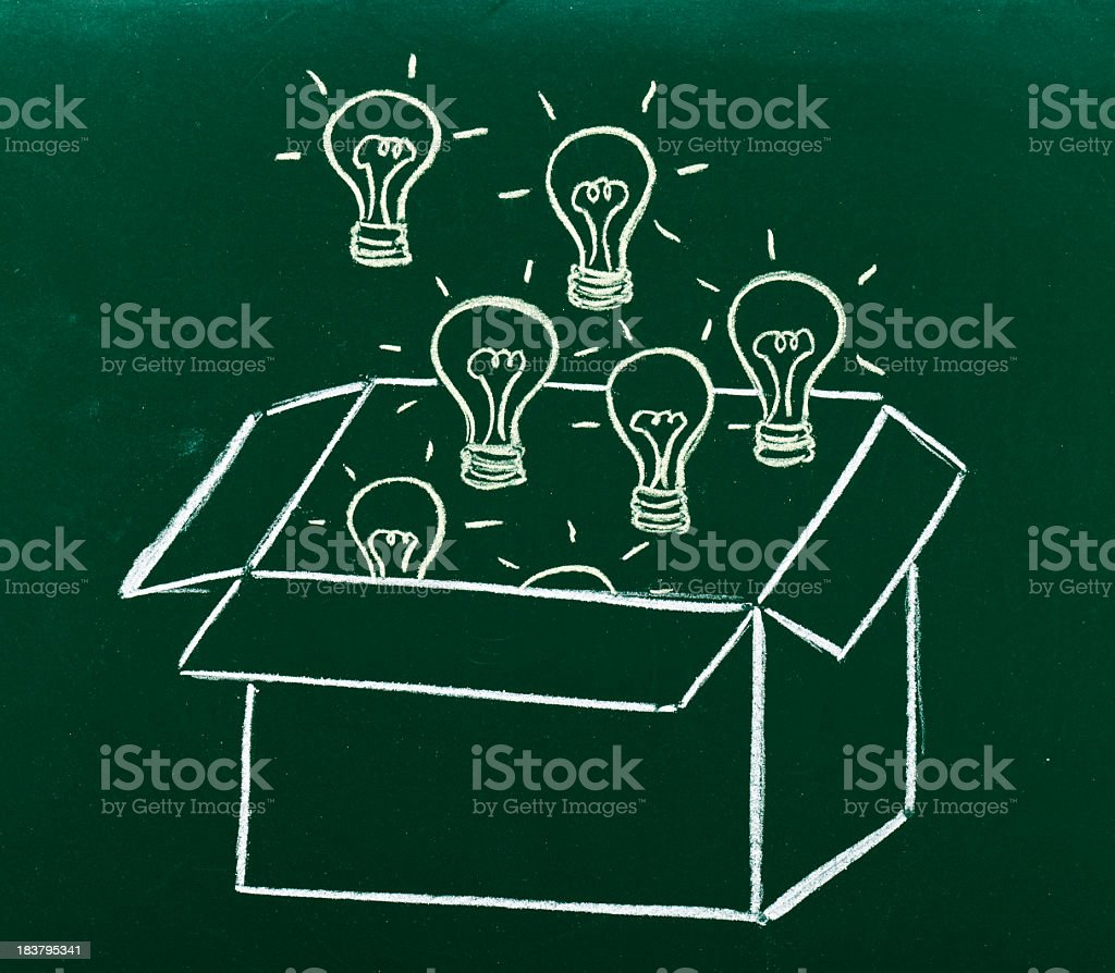 Innovation royalty-free stock photo